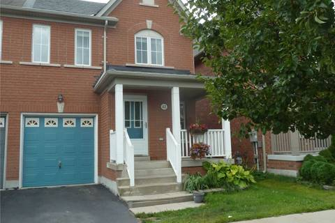 Townhouse for sale at 42 Carpendale Cres Ajax Ontario - MLS: E4569374