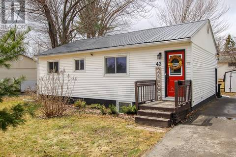 House for sale at 42 Clearview Ave Fredericton New Brunswick - MLS: NB022665