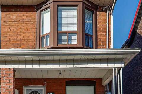 Townhouse for sale at 42 Cloverdale Rd Toronto Ontario - MLS: W4958636