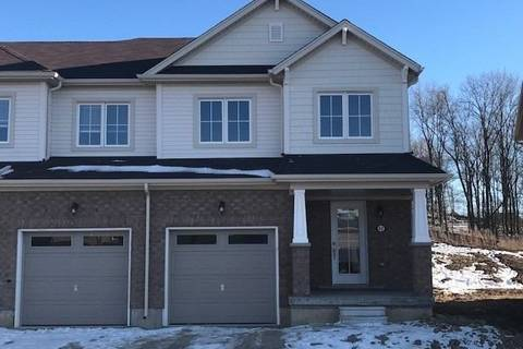 Townhouse for rent at 42 Cole Cres Brantford Ontario - MLS: X4736872