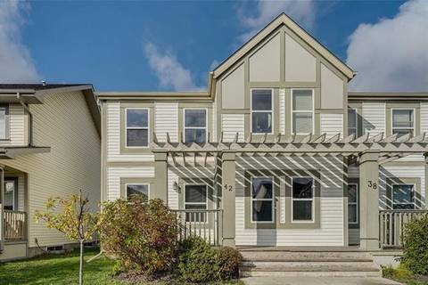 Townhouse for sale at 42 Copperpond Pl Southeast Calgary Alberta - MLS: C4270792