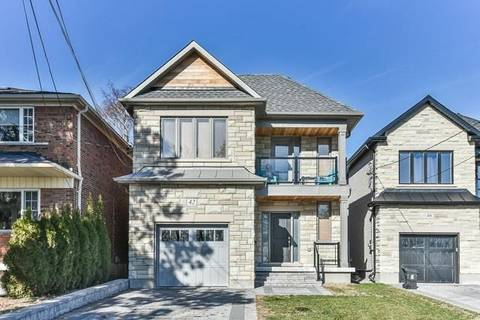 House for sale at 42 Crescentwood Rd Toronto Ontario - MLS: E4415922
