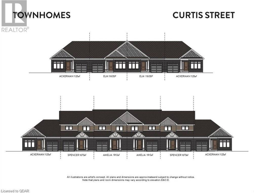 Townhouse for sale at 42 Curtis St Picton Ontario - MLS: 213420
