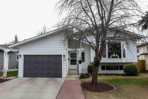 House for sale at 42 Danforth Cres St. Albert Alberta - MLS: E4155845