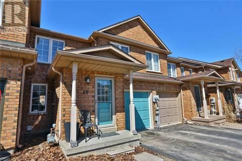 Townhouse for sale at 42 Dawson Cres Milton Ontario - MLS: 30722607