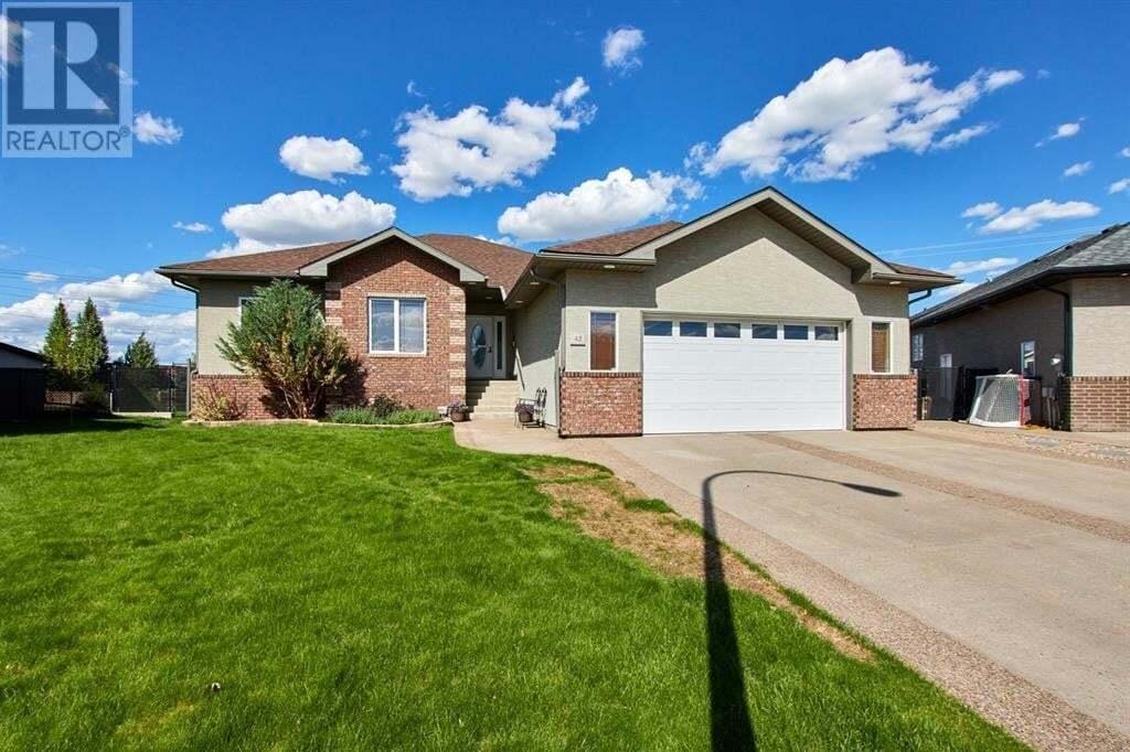 House for sale at 42 Desert Blume Cres Southwest Desert Blume Alberta - MLS: A1002690