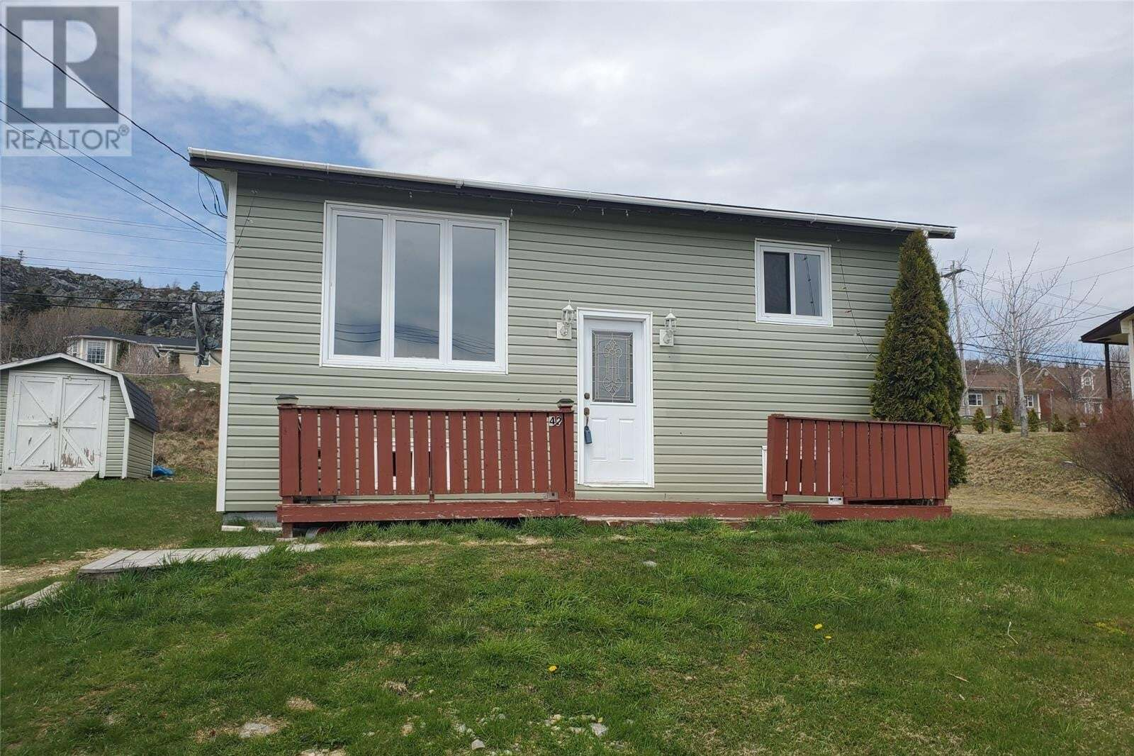 House for sale at 42 Devonshire Rd Harbour Grace Newfoundland - MLS: 1213965