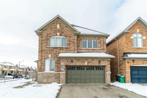 House for sale at 42 Devonsleigh Dr Brampton Ontario - MLS: W5000174