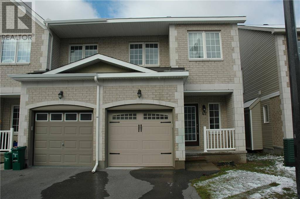 Townhouse for sale at 42 Dundalk Pt Ottawa Ontario - MLS: 1174704