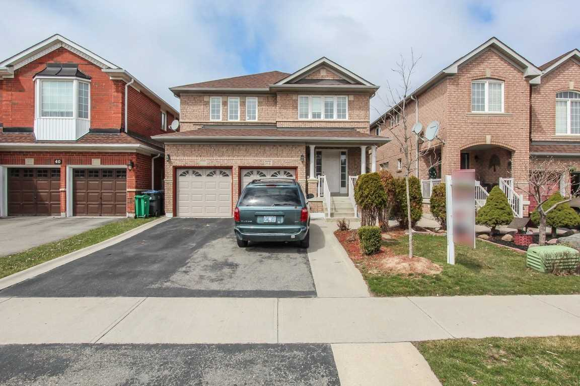 For Sale: 42 Dunure Crescent, Brampton, ON | 4 Bed, 3 Bath House for $859000.00. See 2 photos!