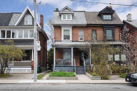 Townhouse for sale at 42 Dupont St Toronto Ontario - MLS: C4752506