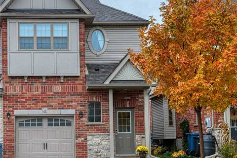 Townhouse for sale at 42 Edwards St Guelph Ontario - MLS: X4387590