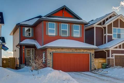 House for sale at 42 Fireside Pl Cochrane Alberta - MLS: C4274100