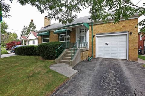 House for sale at 42 Fishleigh Dr Toronto Ontario - MLS: E4571786