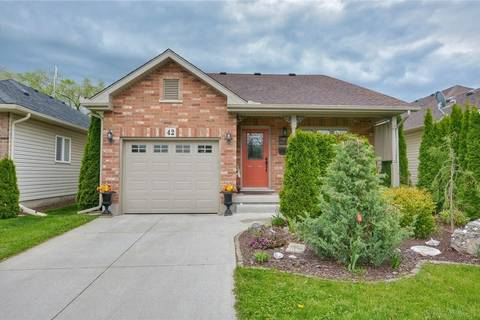 House for sale at 42 Fitzgerald St St. Catharines Ontario - MLS: 30736421