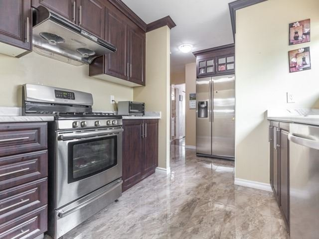 For Sale: 42 Flamingo Crescent, Brampton, ON | 3 Bed, 2 Bath Townhouse for $599,000. See 19 photos!