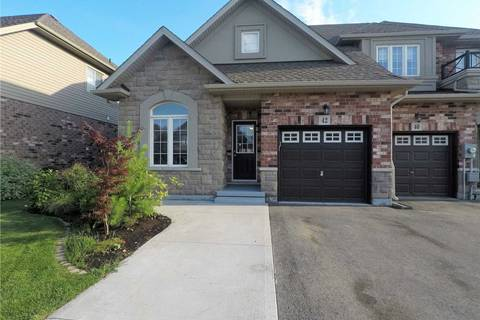 Townhouse for sale at 42 Galileo Dr Hamilton Ontario - MLS: X4522688
