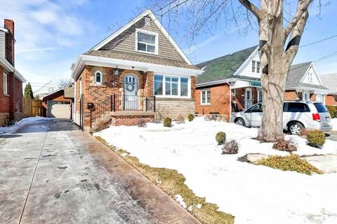 House for sale at 42 Garside Ave Hamilton Ontario - MLS: X4386415