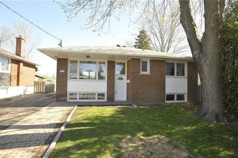 House for rent at 42 Gentry (main) Cres Richmond Hill Ontario - MLS: N4452434