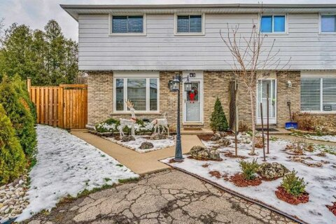 Townhouse for sale at 42 Glamis Ct Hamilton Ontario - MLS: X5001628