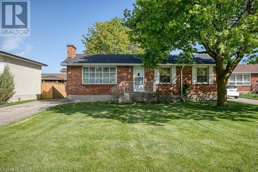 House for sale at 42 Glenn Ave Ingersoll Ontario - MLS: 254885