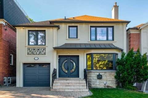 House for sale at 42 Glenvale Blvd Toronto Ontario - MLS: C4819505