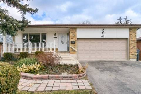 House for sale at 42 Goldcrest Rd Brampton Ontario - MLS: W4735080