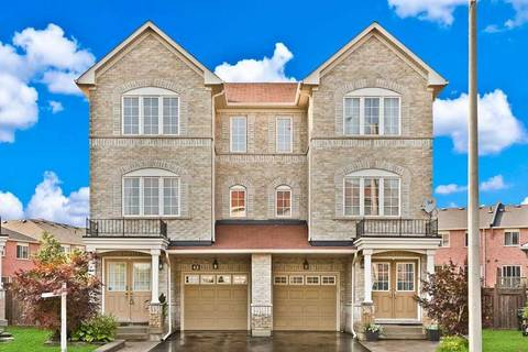 Townhouse for sale at 42 Goulden Cres Toronto Ontario - MLS: E4568948