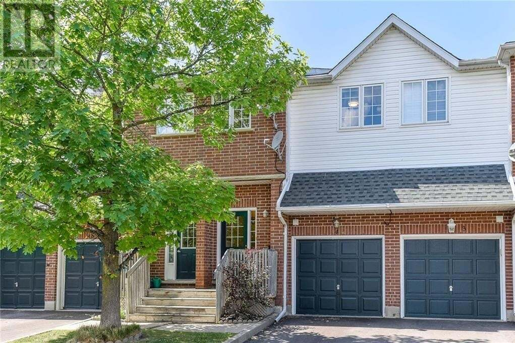 Townhouse for sale at 42 Green Valley Dr Kitchener Ontario - MLS: 30818053