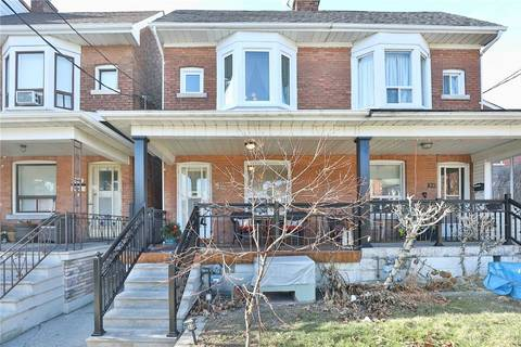 Townhouse for sale at 42 Greenlaw Ave Toronto Ontario - MLS: W4671688