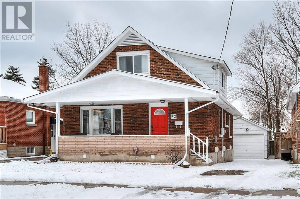 House for sale at 42 Grenville Ave Kitchener Ontario - MLS: 30780532