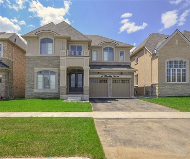 For Sale: 42 Hanbury Crescent, Brampton, ON | 5 Bed, 4 Bath House for $1,749,000. See 20 photos!