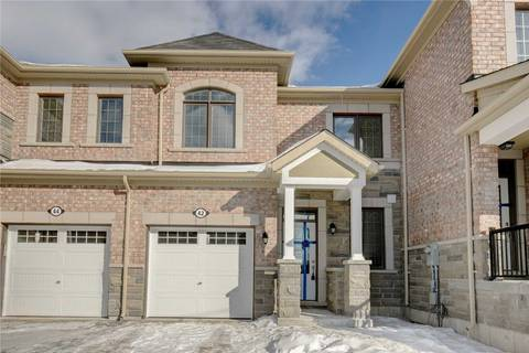 Townhouse for sale at 42 Hartney Dr Richmond Hill Ontario - MLS: N4390475