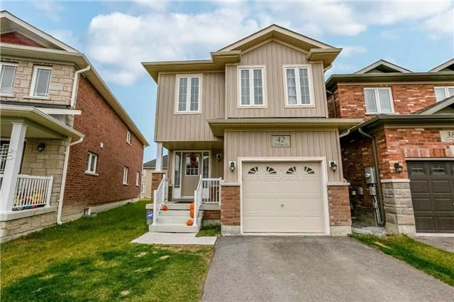 House for sale at 42 Heritage Street Bradford West Gwillimbury Ontario - MLS: N4288143