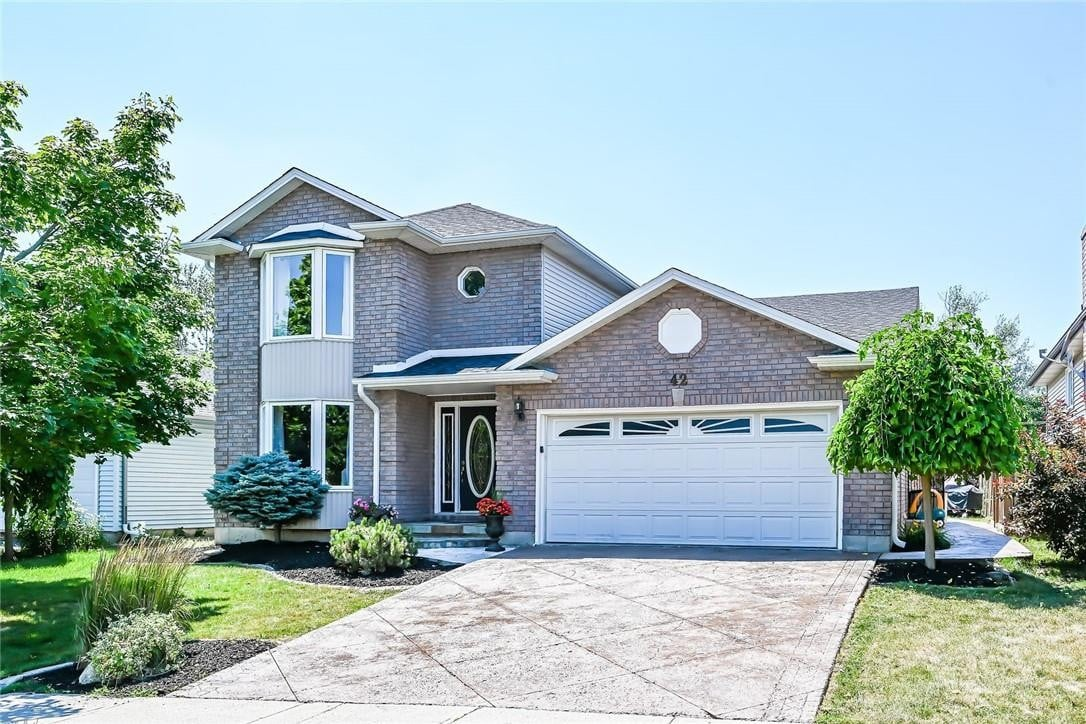 House for sale at 42 Highland Blvd Caledonia Ontario - MLS: H4082441