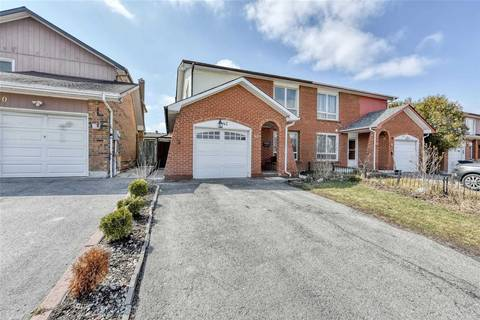 Townhouse for sale at 42 Hinchley Wood Grve Brampton Ontario - MLS: W4729931