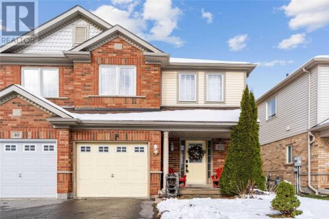 Townhouse for sale at 42 Hinsley Cres Ajax Ontario - MLS: E5000161