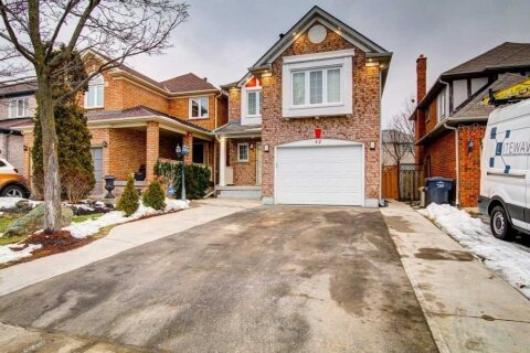 House for sale at 42 Horned Owl Dr Brampton Ontario - MLS: W5086291
