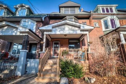Townhouse for rent at 42 Kenneth Ave Toronto Ontario - MLS: W4644305