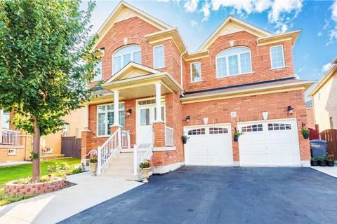 House for sale at 42 Kistler St Brampton Ontario - MLS: W4543449