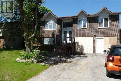 House for sale at 42 Lankin Blvd Orillia Ontario - MLS: 202350