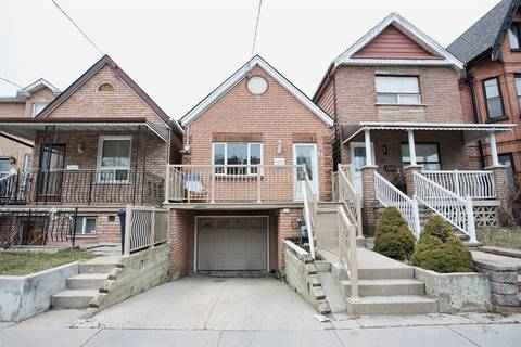 House for sale at 42 Lappin Ave Toronto Ontario - MLS: W4427311