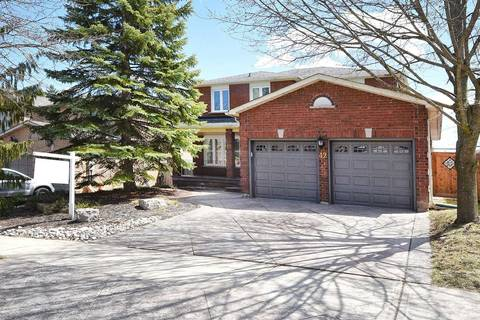 House for sale at 42 Lensmith Dr Aurora Ontario - MLS: N4685275