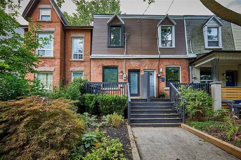 Townhouse for rent at 42 Lewis St Toronto Ontario - MLS: E4625558