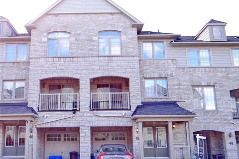 Townhouse for sale at 42 Linnell St Ajax Ontario - MLS: E4364840