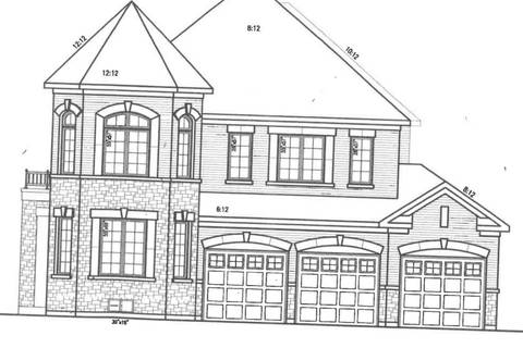 House for sale at Lot# 42 Mohandas Dr Markham Ontario - MLS: N4737425