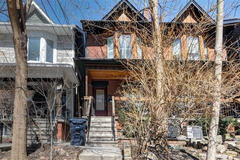 Townhouse for sale at 42 Marchmount Rd Toronto Ontario - MLS: C4402685