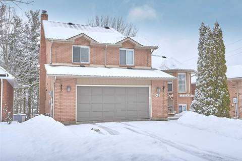 House for sale at 42 Mayfair Dr Barrie Ontario - MLS: S4681829