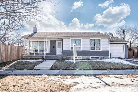 House for sale at 42 Moncrieff Dr Toronto Ontario - MLS: W4387718