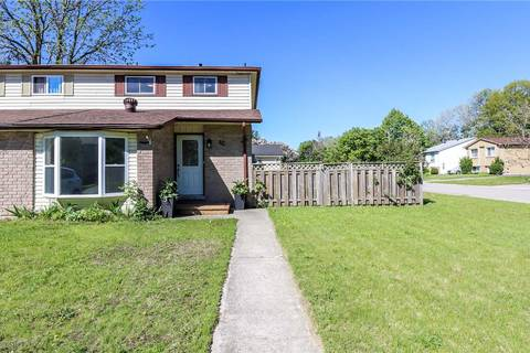 Townhouse for sale at 42 Mowat Cres Barrie Ontario - MLS: S4481424